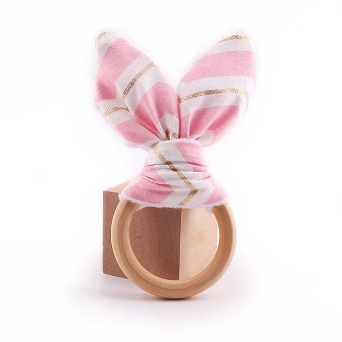 2 opinioni per Mamimami Home Teether teether Giocattoli di legno infantile giocattolo ecologico