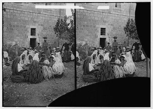 Photo: Costumes,characters,etc. Peasant women sorting raisins (Raisin Lady Costume)