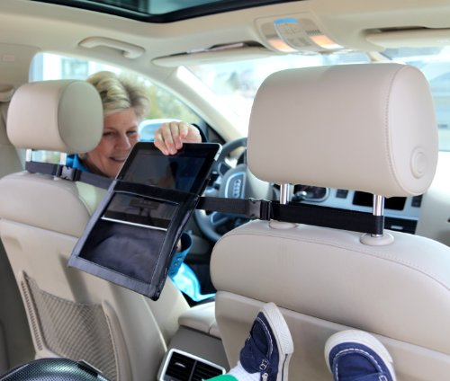 Amazon IPad Tablet Case For The Car Mount Between Headrests