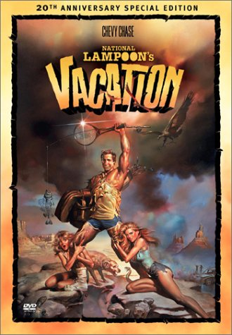 Anthony Cross Gold Michael (National Lampoon's Vacation (20th Anniversary Special Edition))