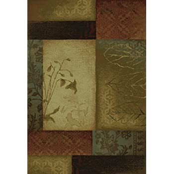 Amazon Com Oriental Weavers Hudson 040a1 Area Rug 5 3 X