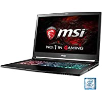 MSI 17.3 FHD Intel Core i7 6820HK 2.70GHz NVIDIA GeForce GTX 1070 SLI 32GB Memory 256GB SSD 1TB HDD Windows 10 Gaming Laptop VR Ready Model GT73VR Titan SLI-212