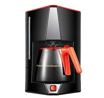 QSM Máquina de Café Automática 1.5L Filtro de Gran Capacidad Máquina de Café Embudo Desmontable