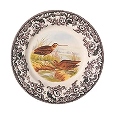 Spode Woodland Snipe Bread and Butter Plate
