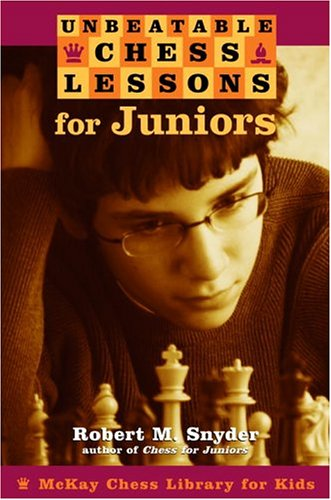 Robert Snyder_Unbeatable Chess Lessons for Juniors PDF+PGN 51ECBTBMGRL