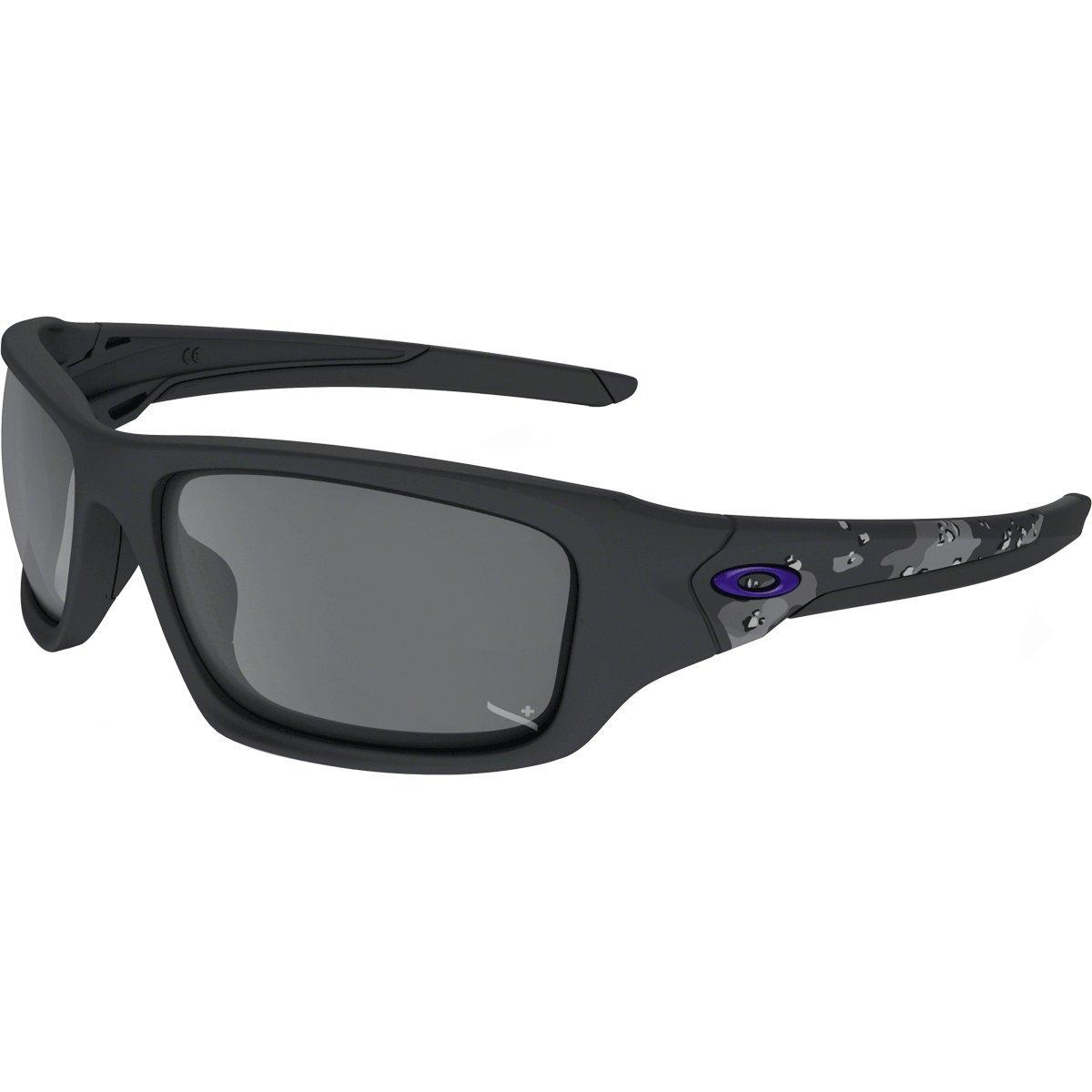 Oakley Men's Valve Rectangular, Carbon, 60 mm