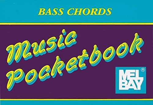 Mel Bay Bass Chords Pocketbook