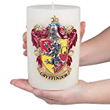 Harry Potter Candle - Gryffindor Insignia Sculpted