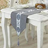 kaige table runners European Table flag Cloth table decoration long fabric hotel bed flag bed tail Towel 33210cm