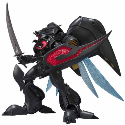 "Bandai Tamashii Nations Robot Spirits Zwarth ""Aura Battler Dunbine"" Action Figure"