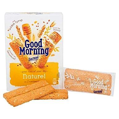 Paquetes de la porción de la galleta | Sultana | GoodMorning ...