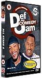 Def Comedy Jam - All Stars Vol. 6 [DVD]