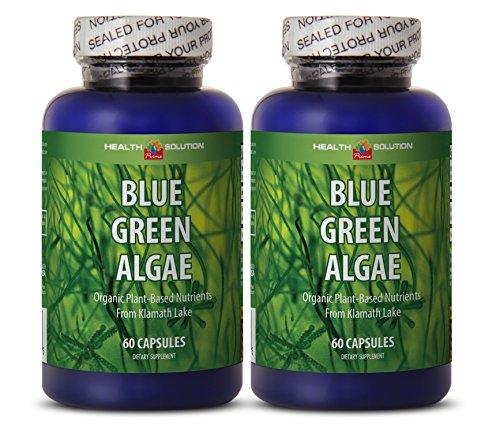 Klamath blue green algae superfood - BLUE GREEN ALGAE - i...