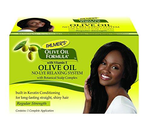 Palmer's Olive Oil Formula Organi-Gro Hair Relaxer Kit  (Pack of 6)