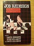 img - for Job Redesign: Critical Perspectives on the Labour Process book / textbook / text book