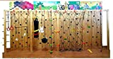 Wall physical fitness training equipment, large recreational toys, climbing climbing equipment, physical fitness toys