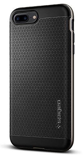 Spigen Neo Hybrid iPhone 7 Plus Case with Flexible Inner Protection and...