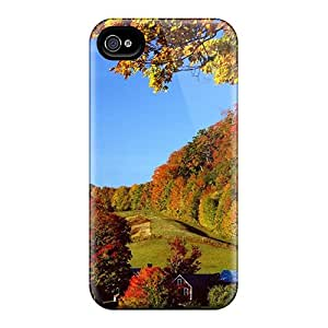 Iphone 6 Covers Cases - Eco-friendly Packaging(little Village T Autum)