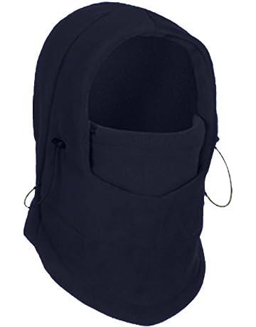 Sombreros Calientes del paño Grueso y Suave del Invierno para el Calentador  del Cuello del pañuelo ba36641c5a0