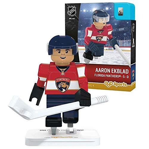 - OYO Sports NHL Minifigure Florida Panthers Aaron Ekblad