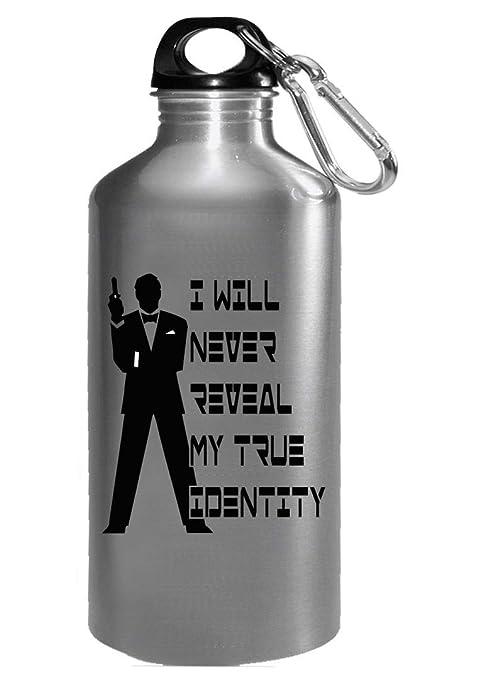 Amazon com: Funny Spy - I Will Never Reveal My True Identity