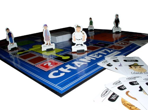 Compares to mystery game Clue Davida Apron /& Logo Programs The Search is On! Chametz