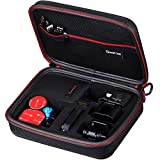 Smatree Charging Case GS160P for GoPro HERO Session (8.4x 6.4x 2.9 inches)-[Camera and Accessories NOT included]