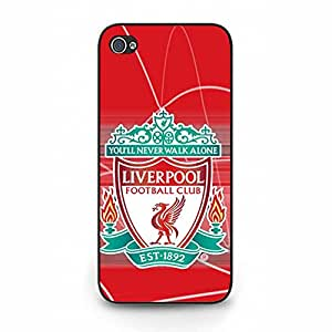 Unique Liverpool Football Club Phone Case Cover For Iphone 5/5S Liverpool Design