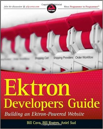 EKTRON DEVELOPER GUIDE PDF DOWNLOAD