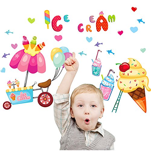 Walls Funny Face Ice Cream