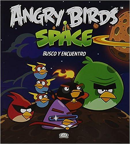ANGRY BIRDS BUSCO Y ENCUENTRO