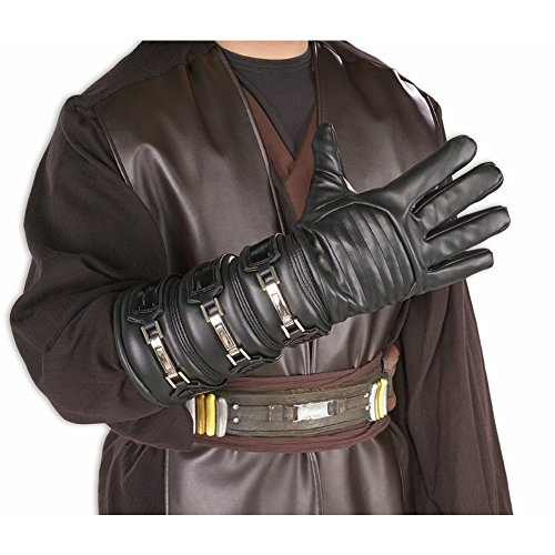 Anakin Skywalker Star Wars Adult Size (Adult Anakin Skywalker Gloves)