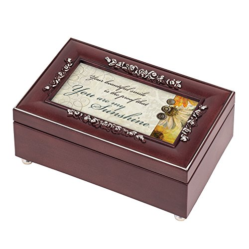 Photo Frame Musical Jewelry Box - 9