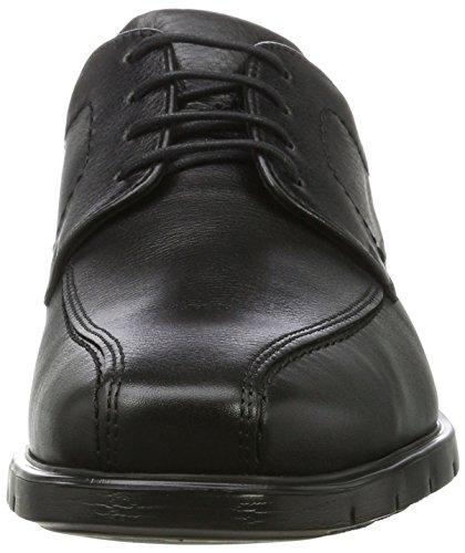 Lloyd Tassilo - Zapatos Derby Hombre Schwarz (Schwarz)