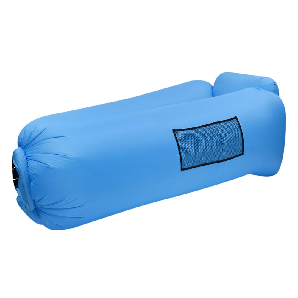Chillbo Blue Air Lounger