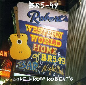 Live from Robert's by Bmg Music