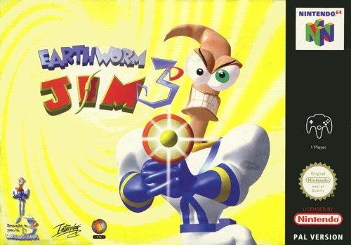- Earthworm Jim 3D
