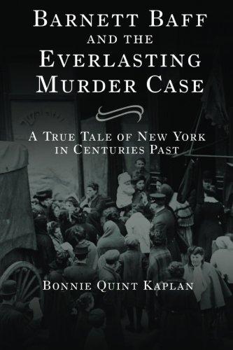 Download Barnett Baff And The Everlasting Murder Case pdf epub