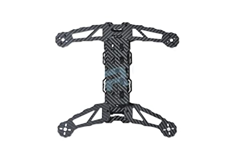 Amazon.com: Tarot TL300B Mini 4-axle 300 Runner Carbon Fiber Frame ...