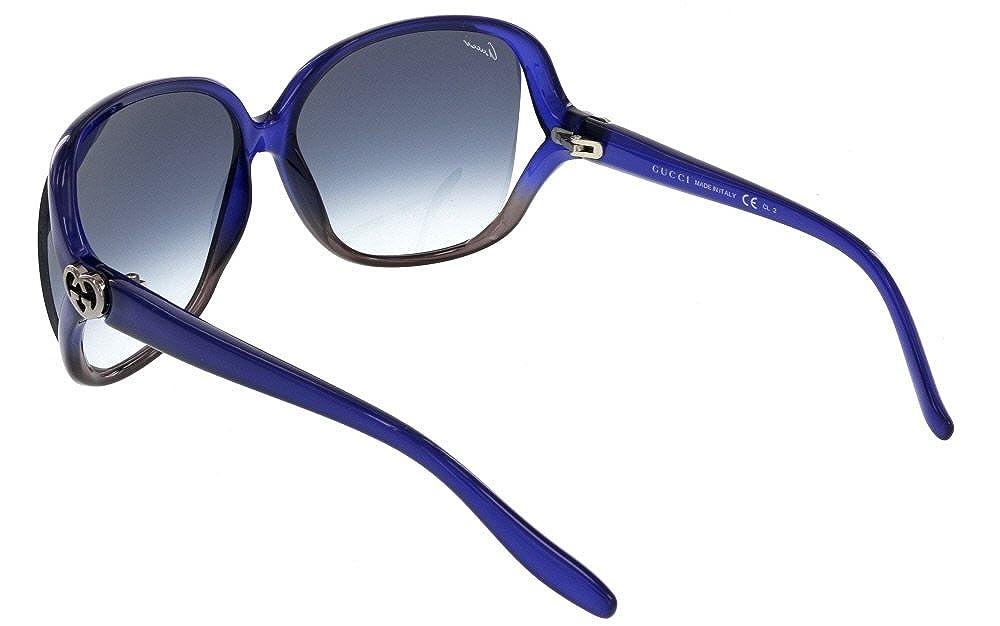 Amazon.com: Gucci para mujer gg 3500/s – 296/JJ, Gafas de ...