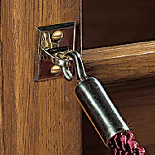 - Replacement Bracket for Perm Pew Rope