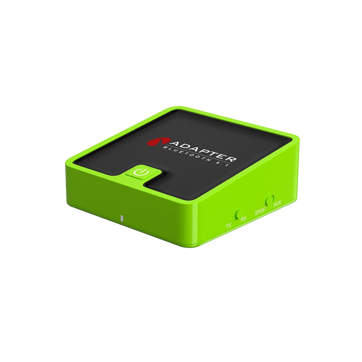 Vacio TI-039 Bluetooth 4.1 2in1 Transmitter Receiver Digital Optical Wireless Audio Adapter Support APT-X aptx / Wireless A2DP Audio Adapter with SPDIF & Aux 3.5mm -Green by Vacio (Image #2)