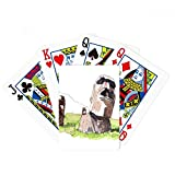 beatChong Moai Statues In Easter Island Poker Playing Card Tabletop Board Game Gift