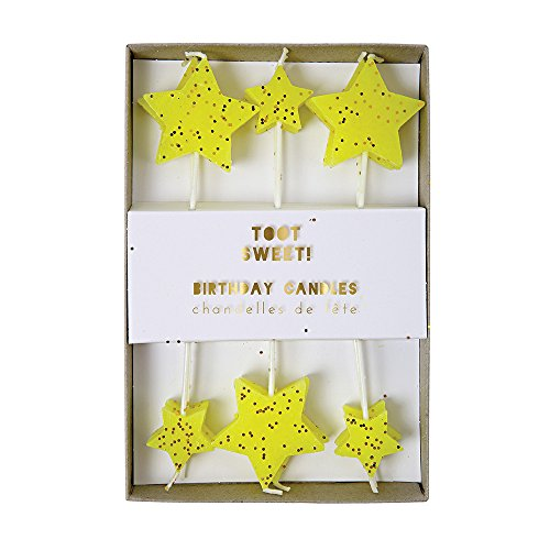 Meri Meri Star Candles