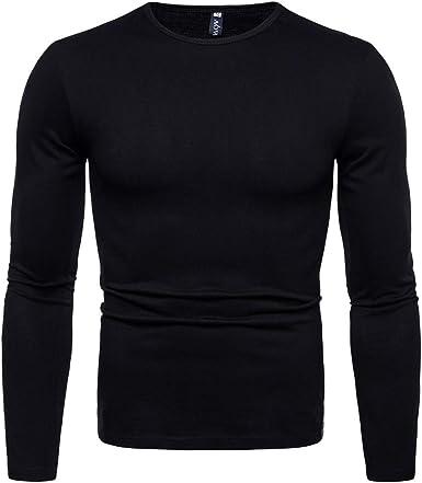 Mr.BaoLong&Miss.GO Camiseta De Talla Grande para Hombre Moda ...