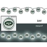 Team Sports America 2LA3821SL New York Jets String Lights