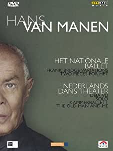 Hans van Manen: Nederlands Dans Theater, HET Nationale Ballet [DVD Video]