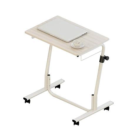Amazon.com: Mesa de escritorio para sofá, mesita de noche ...