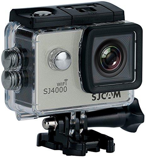 SJCAM SJ4000 WiFi Action Camera – 12MP, 1080P, 2 Inch Screen, Waterproof (Silver) Review
