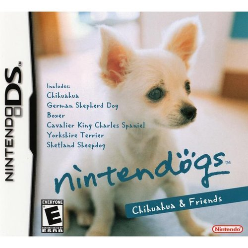 Nintendogs Chihuahua & - Nintendo Ds Dogs For